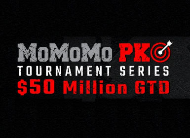 MoMoMo PKO Tournament Series on Americas Cardroom