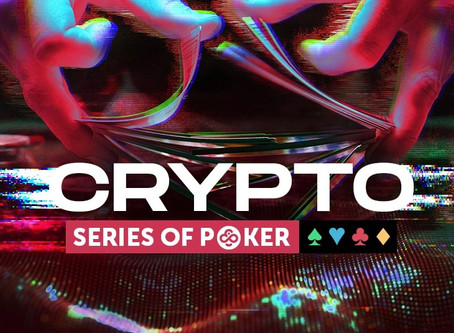 CoinPoker And Crypto Series of Poker