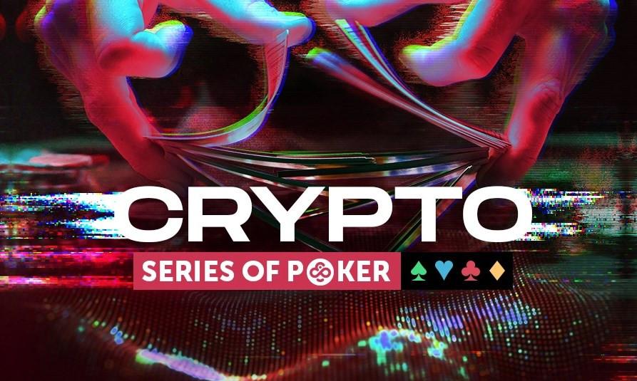 coinpoker crypto series of poker