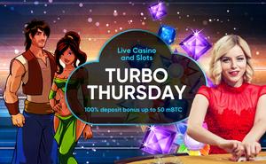 Turbo thursday promo