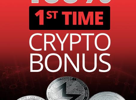 100% First Deposit Bonus on Betonline.ag