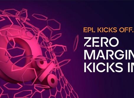 Zero Margin EPL Betting with Bitcoin