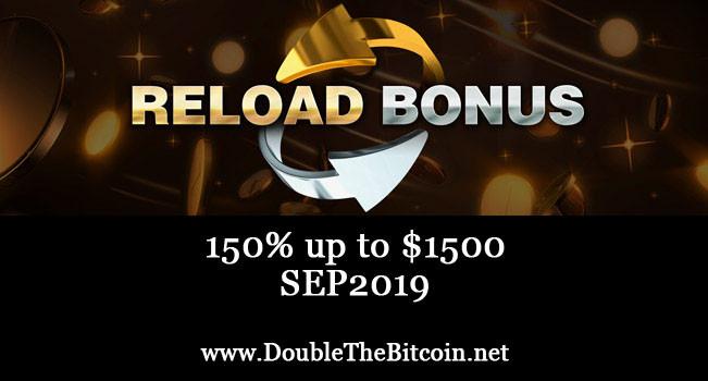 Intertops Reload bonus