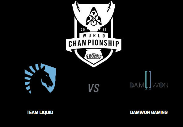 Team Liquid vs Damwon Gaming