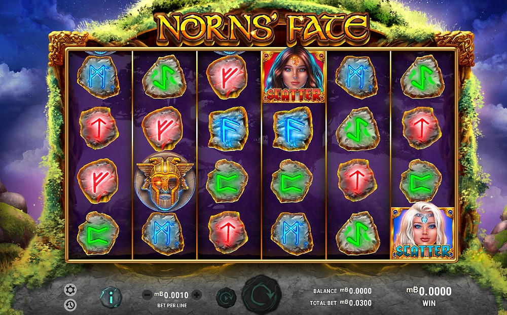 Norn's face slot ingame