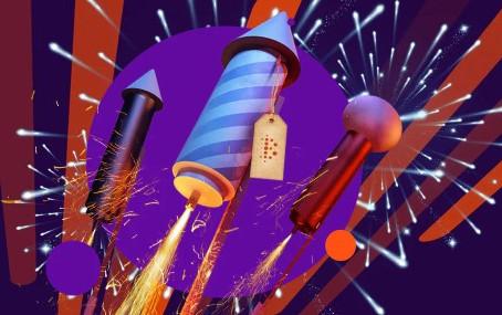 Rocket Rewards on Bitcasino.io