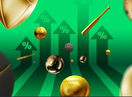Multi Bet Multiplier on Sportsbet