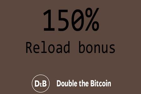 reload bonus 150