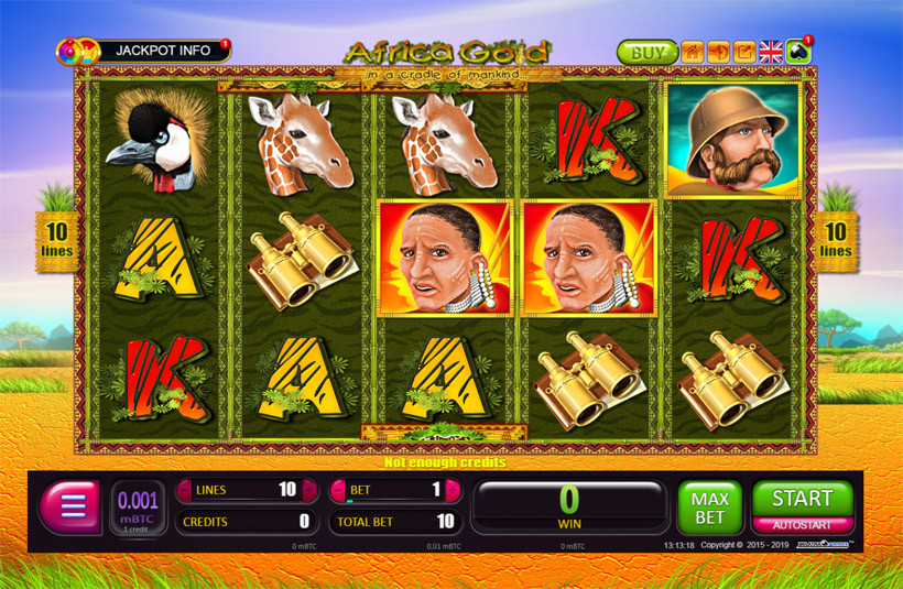 Africa Gold slot