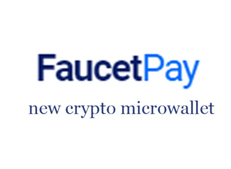 FaucetPay with New Faucets - Bitearn.io and Fautsy.com