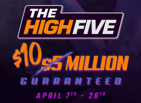 High Five Series - Tournament Poker on ACR
