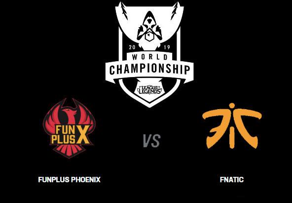 Funplus Phoenix vs Fnatic