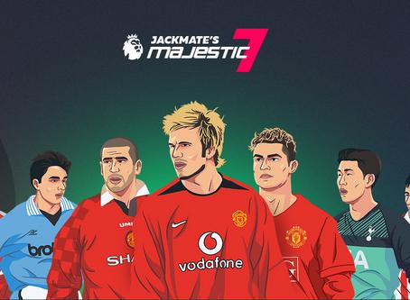 Majestic 7 scorer promotion