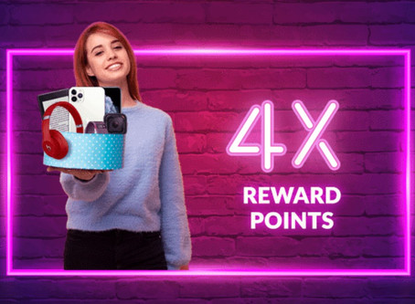 Rewards Points Multiplier promotion on FreeBitco.in