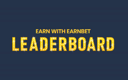 Earnbet leaderboard