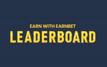 Leaderboard on EarnBet Casino