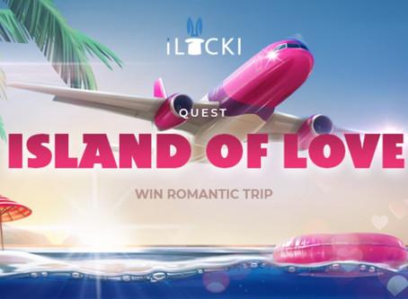 Love Island Quest on iLUCKI Casino
