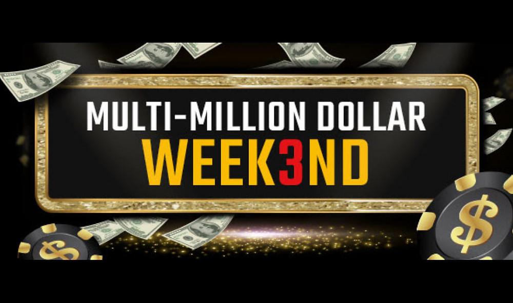 americas cardroom multimillion weekend poker