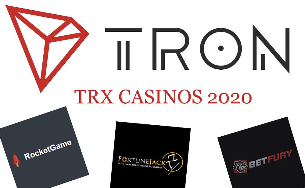 Tron casinos 2020