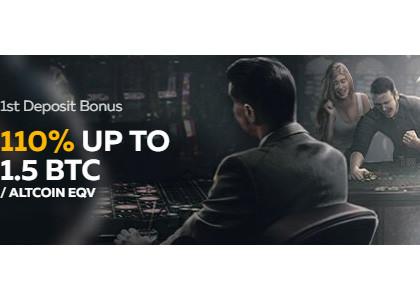 FortuneJack welcome bonus