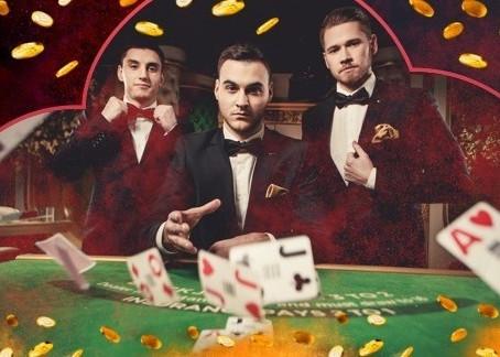 Valentines Card Hunt - Blackjack Leaderboard by Cloudbet