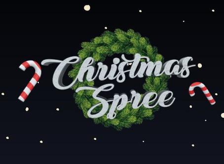 Christmas Spree on FortuneJack