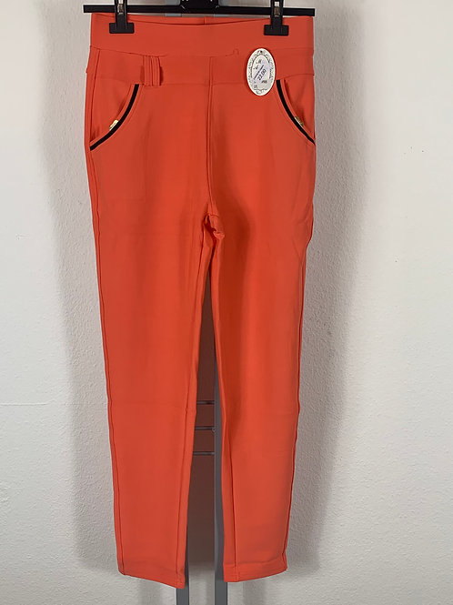 Leggins in Orange