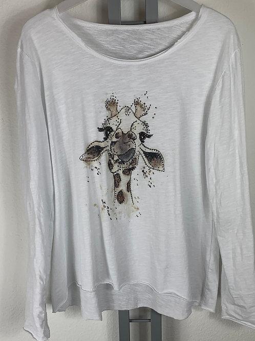 """Shirt mit Aufdruck """"Giraffe"""""""