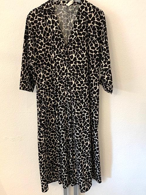 Longbluse/Kleid aus Baumwolle