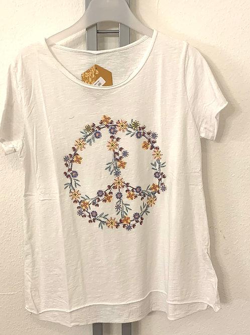 "Shirt ""Peace"""