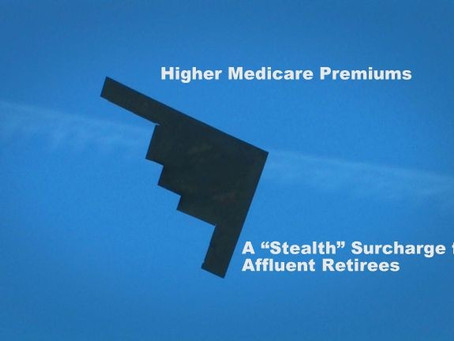 Higher Medicare Premiums