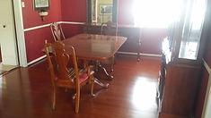beautiful cherry hardwood flooring installation