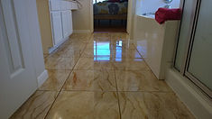 perfectly installed ceramic tile floors