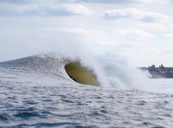 Brian Robinson Surfer