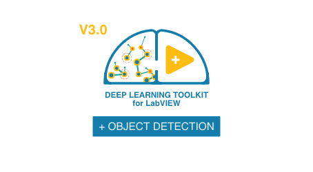 Deep Learning Toolkit v3.0 Released. Training for Object Detection is now supported.