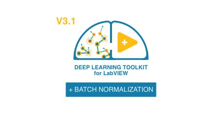 DeepLTK v3.1 Released.  Training with Batch Normalization.