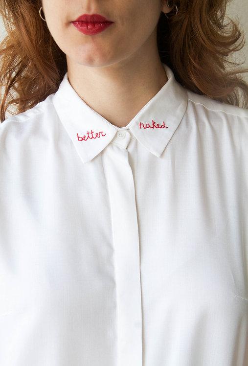 Camisa BETTER NAKED