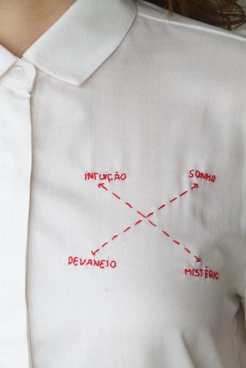 Camisa INTUIÇÃO