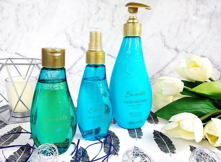 Encanto Fascinating - seria kosmetyków pielęgnacyjnych, która rozpieszcza ciało i zmysły.