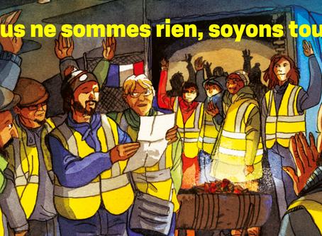 Démocratie au cinéma Truffaut : film sur les Gilets Jaunes & Liste Citoyenne à Commercy