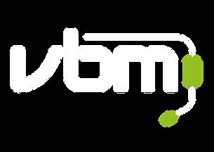 VBM Logo (White & Green).png