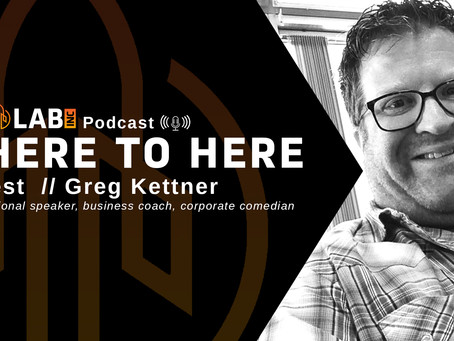 Greg Kettner - Finding Your Passion