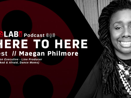 #25 Inside Reality TV Production: What it's Like to Work With Unscripted Content | Maegan Philmore