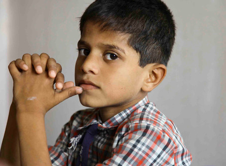 Millions of Children Live Deaf or Speech impaired in India