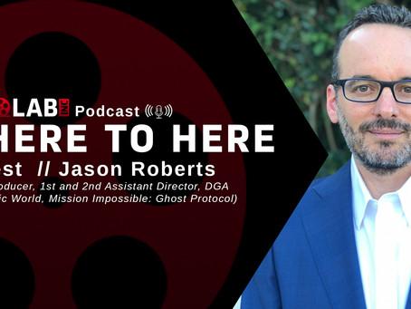 #8 Jason Roberts - Line Producer/Assistant Director, D.G.A.