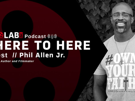 #15 Filmmaking as a Way to Address Social Justice Issues | Phil Allen Interview