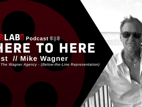 #9 Mike Wagner - Below The Line Agent
