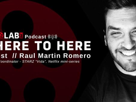 #11- Raul Martin Romero - Script Coordinator