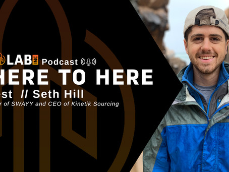 Seth Hill - Entrepreneur - When To Pivot Your Business