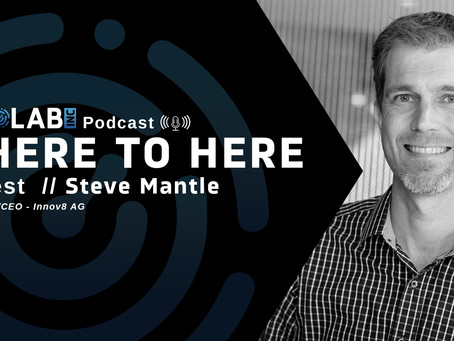 #14 The Role of Technology & Innovation in Agriculture- Steve Mantle